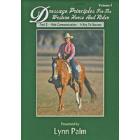 Lynn Palm Dressage for the Western Horse and Rider Vol 1 Part 2