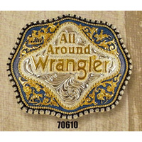 All Around Wrangler Buckle