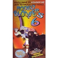 RODEO BLOOPERS #06 DVD