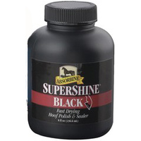 Absorbine SuperShine Hoof Polish, Black