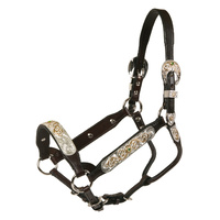 Green Stone Show Halter