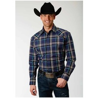 Mens Amarillo Winter Plum Shirt