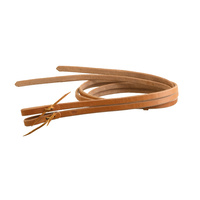 "Hermann Oak Heavy Weight Split Reins, 5/8"" x 7'"