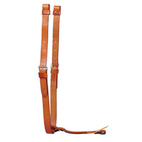 Flank Cinch Set, Chestnut