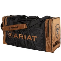 Gear Bag, Black/Khaki