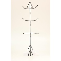3 Tier Metal Arrow Hat Rack
