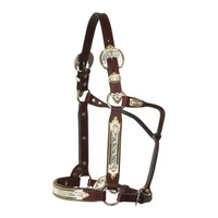 Gold Elite Show Halter