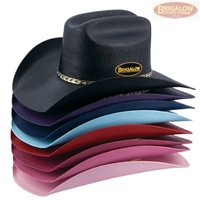 Kids Cheyenne Coloured Hat