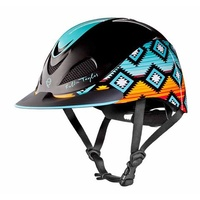 Fallon Taylor Helmet by Troxel, Sunset Serape
