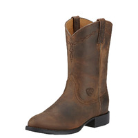 Womens Heritage Roper, Distressed Brown