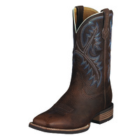 Mens Quickdraw, Brown Oiled Rowdy