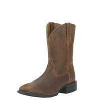 Mens Heritage Roper WST, Powder Brown