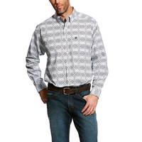 Mens Frasier Print Shirt