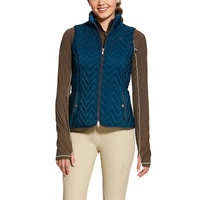 Womens Ashley Vest, Dream Teal