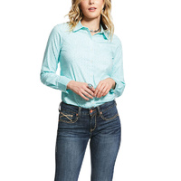 Womens Kirby Stretch Shirt, Creed Yucca