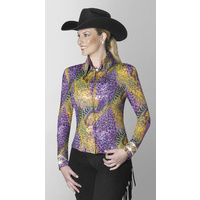 Ravenna Jacket, Purple