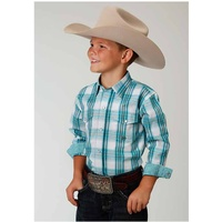 Boys Amarillo Sage Trail Shirt
