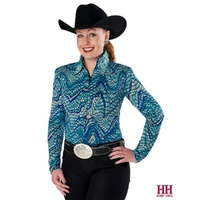 Lynell Show Blouse