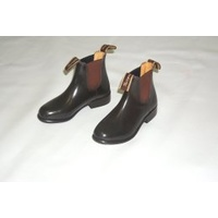 Tackers Boots Brown