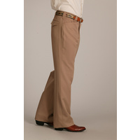 Dress Ranch Pants, Beige