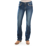 Womens Emma Boot Cut Jean