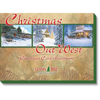 Christmas Cards DB - Christmas Out West