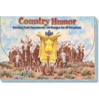 Greeted Assortment - Country Humour