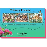 Greeted Assortment - Furry Friends