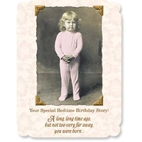 Birthday Card (Pack of 6)