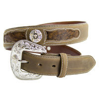 Mens Steerhead Belt