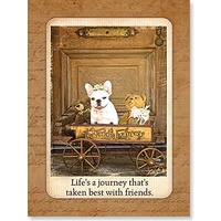 Friendship Card (Pack of 6)