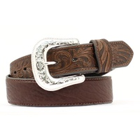 Nocona Bullhide Belt, Brown