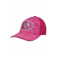 Girls Micah Cap, Pink