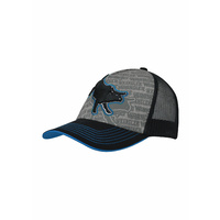 Boys Stormy Cap, Grey