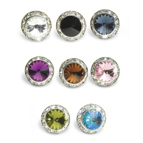 Crystal Magnetic Number Holders [Colour: Multicolour]